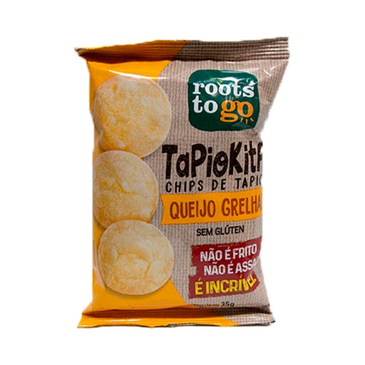 Chips Tapiokita - 35g- Roots to go