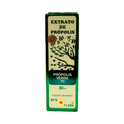 Extrato de Própolis Verde 70 - 30ml - Apis Flora