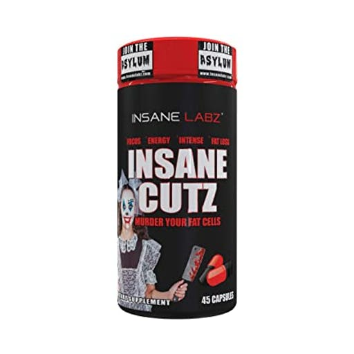 Insane Cutz - 45 caps - Insane Labz
