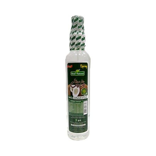 Óleo de Coco spray - 180ml - bem natural