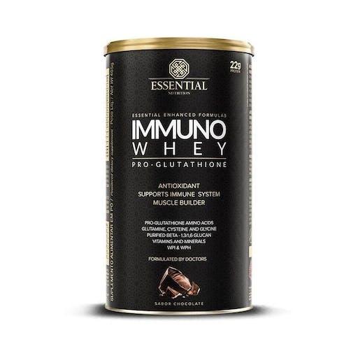 IMMUNO WHEY - 465g - Essential Nutrition