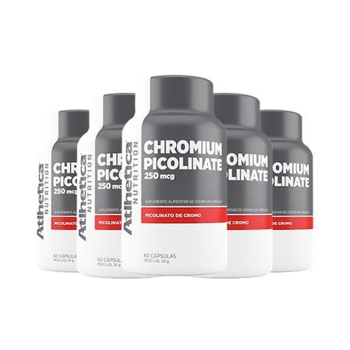 Picolinato de Cromo - Atlhetica Nutrition