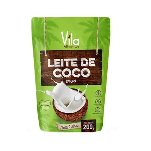 LEITE DE COCO EM PÓ - VILA ALIMENTOS