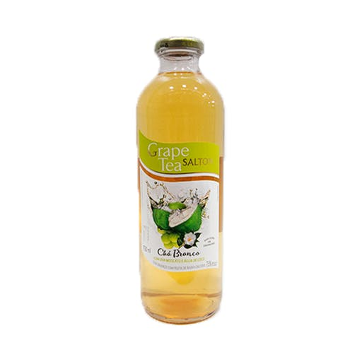 Chá Branco com Uva Moscato e Água de Coco 750ml - Salton