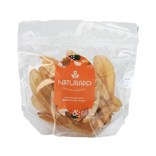 Chips Saudavel de Banana  - 50g