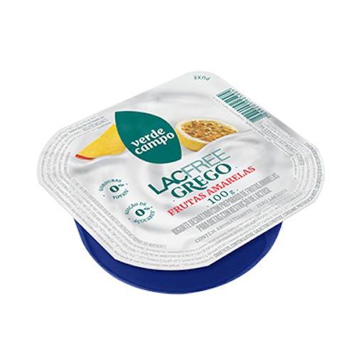 Iogurte Grego Lacfree - 100g - Verde Campo