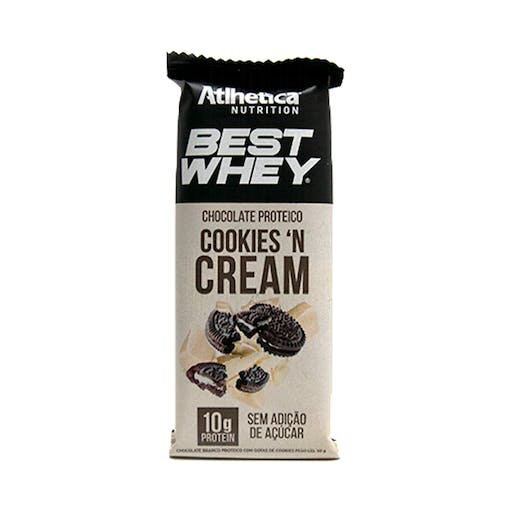 Best Whey Chocolate Proteico 50g - Atlhetica