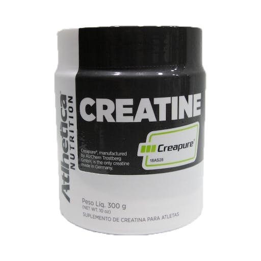 Creatine 100% Pure 300g - Atlhetica Nutrition