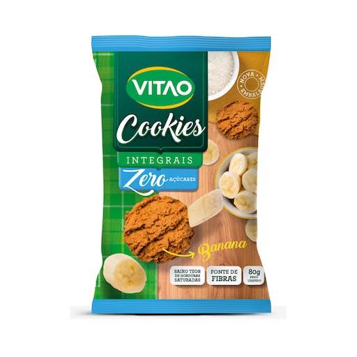 Cookies Zero Açúcar 80g - Vitao