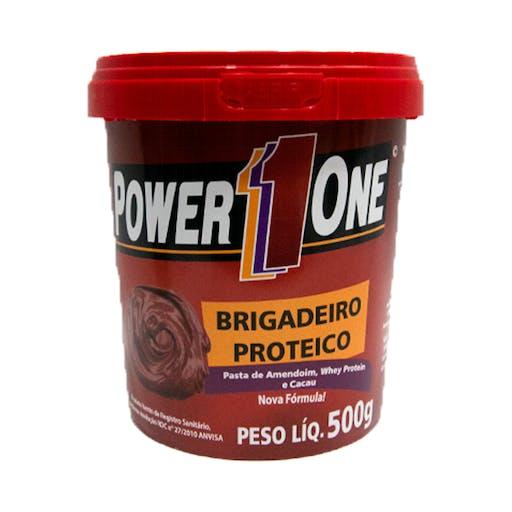 Pasta de Brigadeiro - 500g - Power One