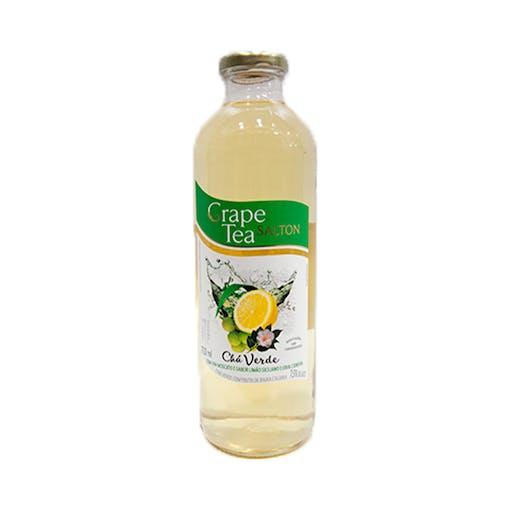 Chá Verde com Limão Siciliano, Erva Cidreira e Uva Moscato 750ml - Salton